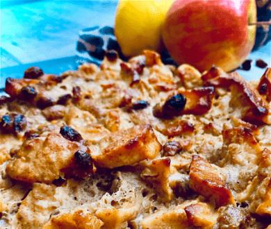 Le mele nella torta della nutrizionista