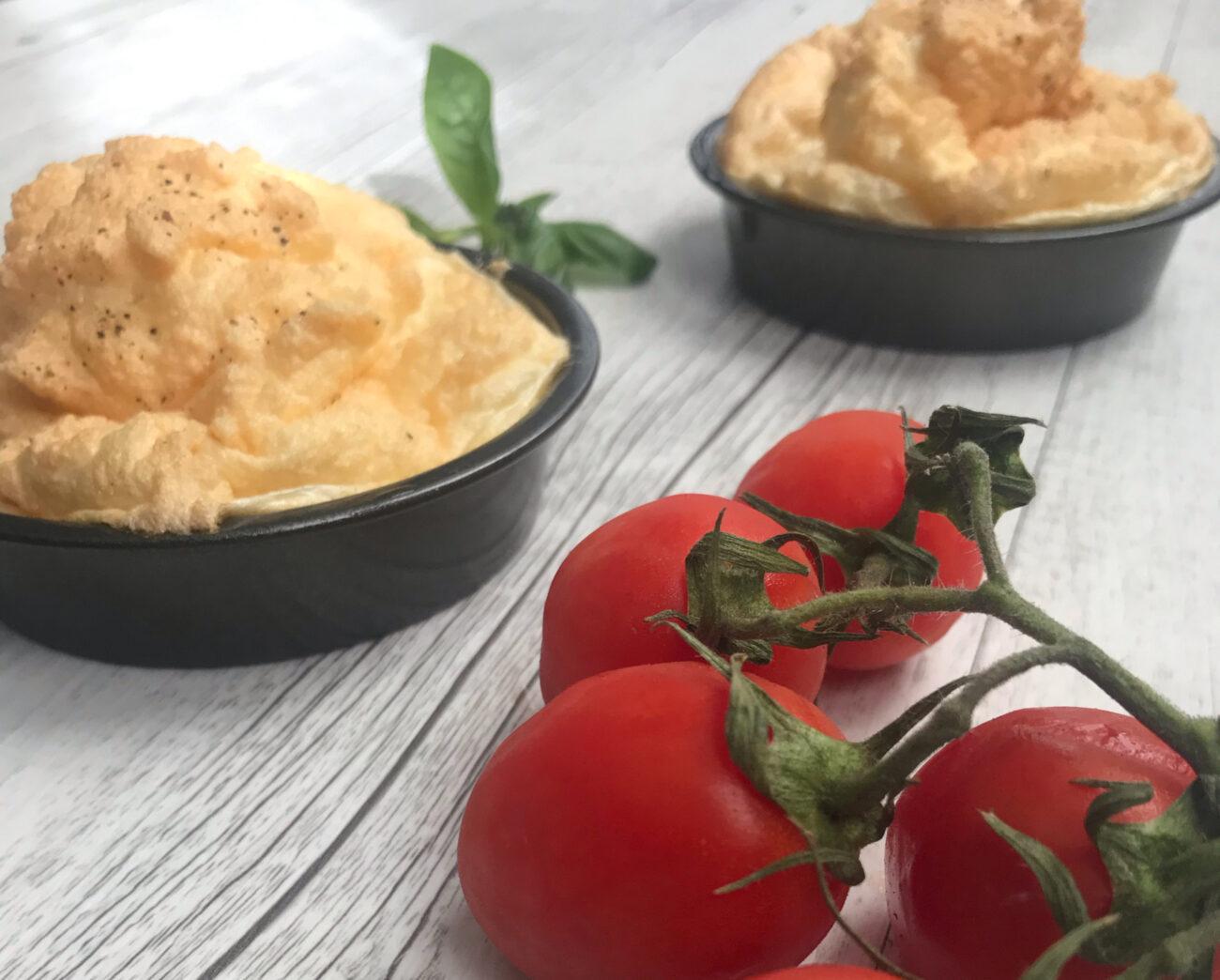 Muffins salati proteici con verdure di stagione