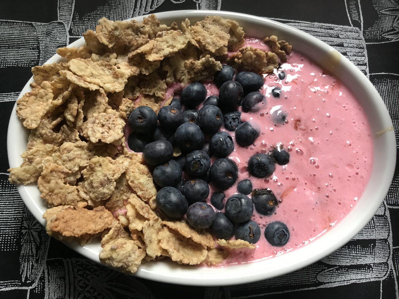 Cistite: il buongiorno si vede con lo yogurt!